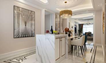 经济型140平米四室两厅欧式风格餐厅效果图