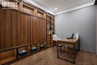 豪华型140平米三室两厅现代简约风格衣帽间图片大全