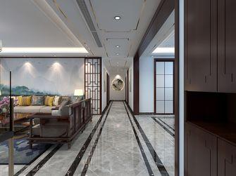 富裕型140平米四室两厅中式风格走廊装修图片大全