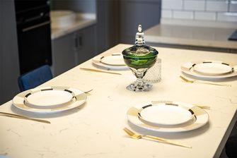 豪华型140平米复式法式风格餐厅效果图