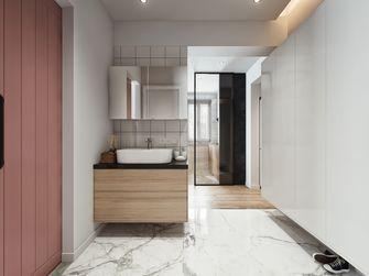 富裕型90平米一室一厅北欧风格客厅装修案例