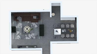 现代简约风格餐厅效果图