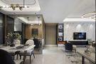 120平米三室一厅英伦风格餐厅装修案例