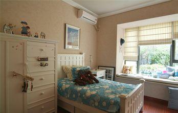 富裕型90平米田园风格卧室图片大全