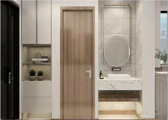 经济型60平米现代简约风格卫生间设计图