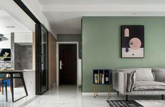 10-15万120平米三室两厅欧式风格玄关装修效果图