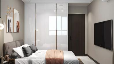 15-20万100平米三室两厅现代简约风格卧室图