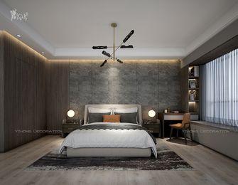 140平米一居室中式风格卧室图片大全