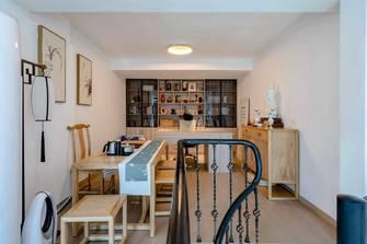 10-15万100平米三室两厅现代简约风格阁楼装修案例