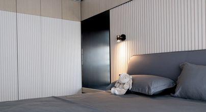 10-15万100平米三室一厅轻奢风格卧室效果图
