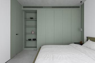 富裕型70平米公寓现代简约风格卧室设计图