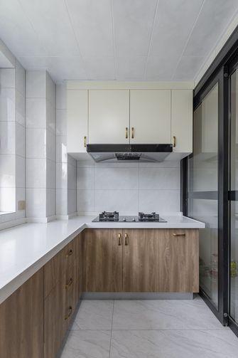 10-15万120平米三室两厅新古典风格厨房装修案例