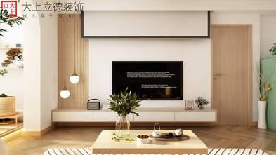 经济型100平米日式风格客厅设计图