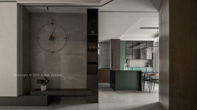 豪华型140平米三室三厅工业风风格厨房设计图
