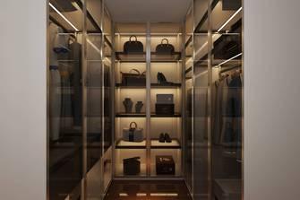 20万以上140平米四室两厅现代简约风格衣帽间装修效果图