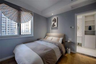 120平米三室两厅北欧风格卧室设计图
