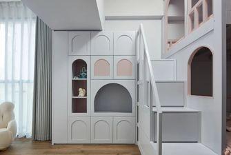 15-20万140平米三室两厅混搭风格青少年房设计图