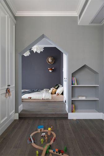 20万以上140平米三室两厅法式风格青少年房装修图片大全