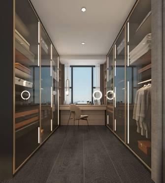 10-15万140平米四室两厅现代简约风格衣帽间装修效果图