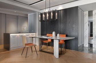 10-15万120平米四室一厅现代简约风格餐厅装修图片大全