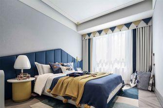 豪华型130平米现代简约风格青少年房图