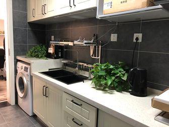 5-10万90平米混搭风格厨房装修案例