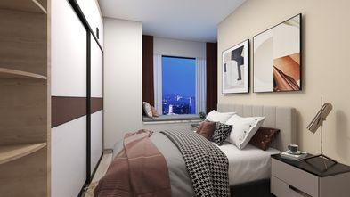 10-15万三室两厅北欧风格卧室装修案例