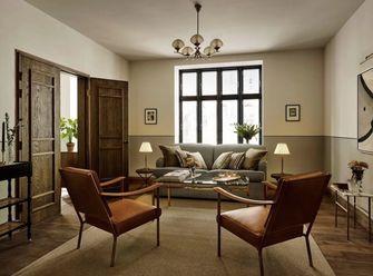 10-15万60平米一室两厅田园风格客厅图片大全