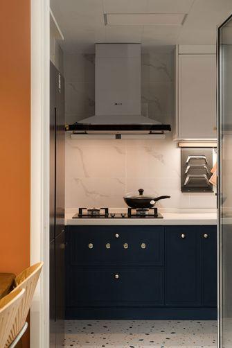 经济型三室三厅北欧风格厨房图