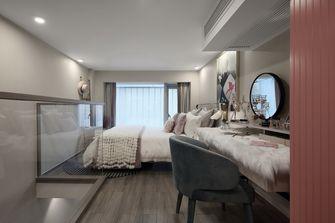 豪华型40平米小户型轻奢风格卧室欣赏图