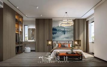 5-10万100平米三室三厅中式风格卧室装修图片大全