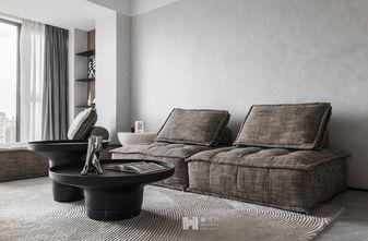 经济型120平米三室两厅现代简约风格客厅设计图