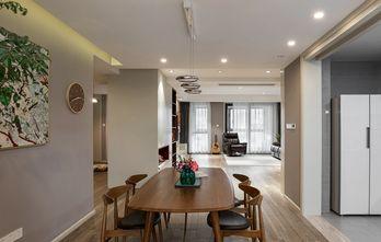 豪华型140平米四室两厅北欧风格餐厅图