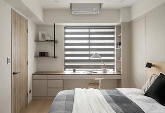 100平米一室一厅现代简约风格卧室图