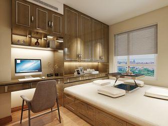 140平米四室两厅港式风格青少年房装修案例