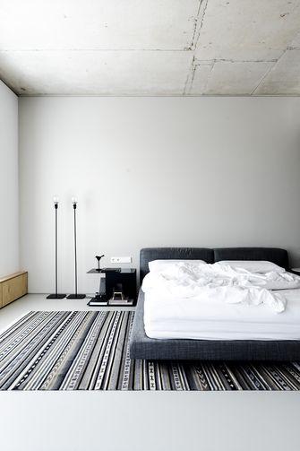 富裕型100平米四工业风风格卧室装修图片大全