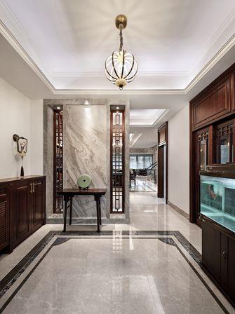 豪华型140平米别墅中式风格玄关装修图片大全