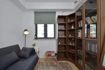 10-15万70平米北欧风格书房装修效果图