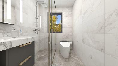 富裕型130平米三室两厅中式风格卫生间装修图片大全