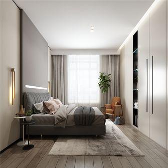 3-5万60平米三室一厅混搭风格卧室效果图