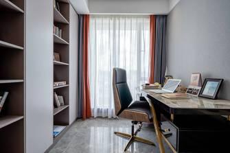 10-15万130平米四轻奢风格书房装修案例
