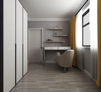 富裕型90平米三室一厅现代简约风格储藏室装修案例