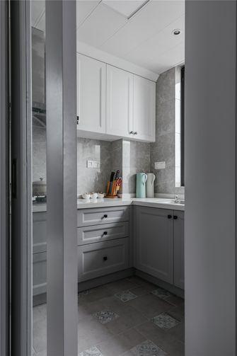 80平米三法式风格厨房图片大全