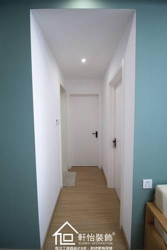 富裕型60平米一室一厅北欧风格走廊效果图