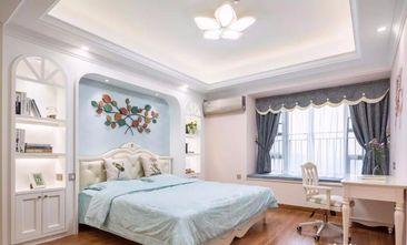 富裕型140平米四室两厅美式风格卧室图