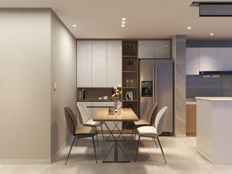 经济型80平米三室两厅日式风格餐厅欣赏图
