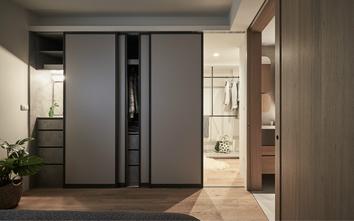 豪华型120平米三室两厅北欧风格衣帽间效果图