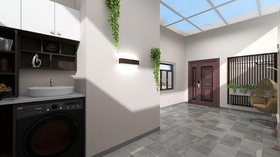 豪华型140平米复式现代简约风格阳台装修案例