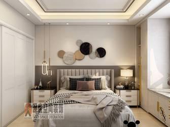 10-15万130平米轻奢风格卧室装修图片大全