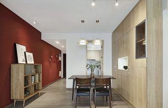 10-15万90平米日式风格餐厅设计图